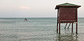 El Yaque beach sunset 3.jpg