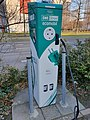Electric vehicle charging station Erfurt.jpg