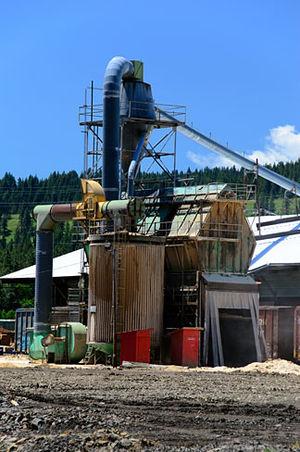 Boise Cascade - BC Lumber mill in Elgin, Oregon
