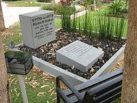 Eliyahu M. Goldratt grave 6.jpg