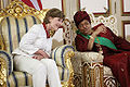 Ellen Johnson Sirleaf Laura Bush 20080221.jpg