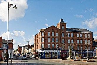 Tyldesley - Image: Elliot Street, Tyldesley