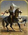 Emile Signol - Louis IX, dit Saint Louis, Roi de France (1215-1270).jpg