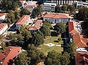 Emory University's Quadrangle