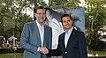 Encuentro bilateral con Mariano Rajoy, Presidente del Gobierno de España. (8797891181).jpg