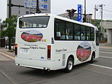 Engaru town bus Ki200K 0370rear.JPG