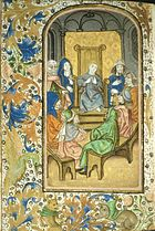 Enkhuisen Book of Hours (folio 39v)