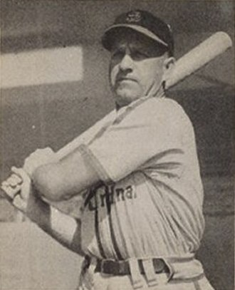 Enos Slaughter - Slaughter with the Cardinals in 1948
