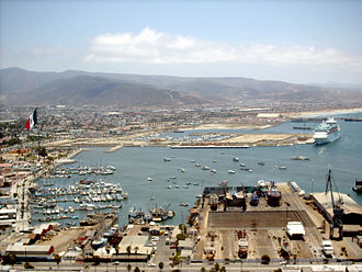 Port of Ensenada - Cruise Terminal and Marina
