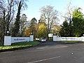 Entrance, Hilton Hotgel, Templepatrick - geograph.org.uk - 1586554.jpg