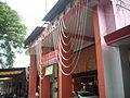 Entrance to the Mapusa Market, Goa, India.JPG