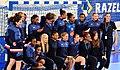 Equipe de France féminine au TIPIFF 2015-20151129.jpg