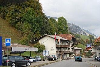 Erlenbach im Simmental - Erlenbach im Simmental village