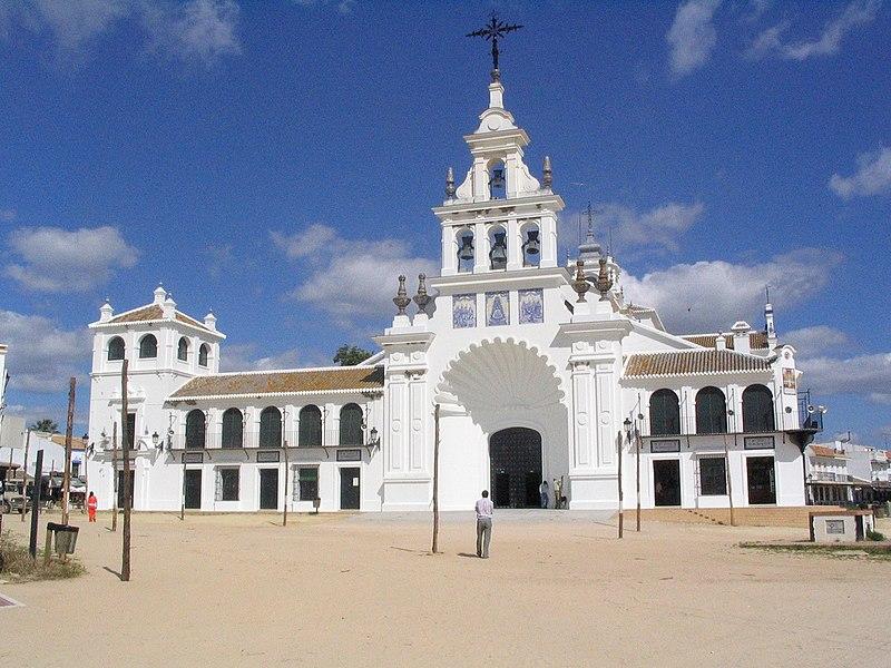 Ermita de la Blanca Paloma, El Rocio