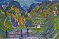 Ernst Ludwig Kirchner Sertigtal im Herbst.jpg