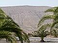 Erosion of a hill near La Oliva - Fuerteventura - Morro Tabaija.jpg