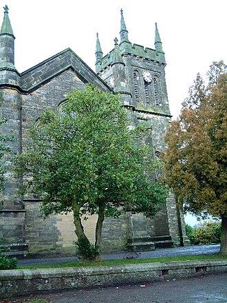 Errol, Perth and Kinross - Image: Errol Parish Church geograph.org.uk 104301