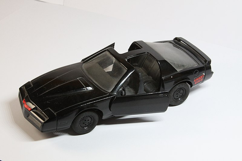 File:Ertl Company, KITT, 1 to 25 scale toy model, 9.jpg