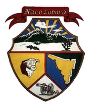 Naco, Sonora - Image: Escudo de Naco