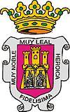 Oficiala sigelo de Villarcayo de Merindad de Castilla La Vieja