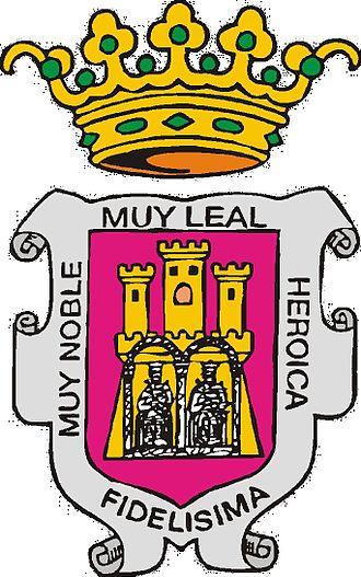 Villarcayo de Merindad de Castilla la Vieja - Image: Escudovillarcayo