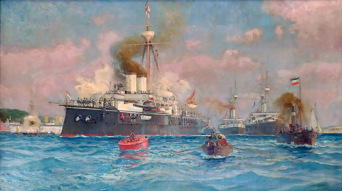 List of ironclad warships of Austria-Hungary - Wikipedia