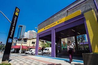 Fradique Coutinho (São Paulo Metro) São Paulo Metro station