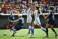 Estados Unidos x Suécia - Futebol feminino - Olimpíada Rio 2016 (28320689383).jpg