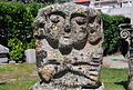 Estatuária no jardim do Museu Arqueológico na Sociedade Martins Sarmento 03.jpg
