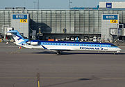 Estonian Air CRJ-900