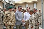 Estonian soldiers bid farewell to coalition counterparts in Helmand province 140509-M-KC435-008.jpg
