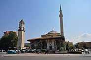 Et'hem Bey Mosque & Clock tower