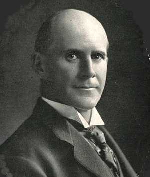 Socialist Party of America - Eugene V. Debs, founding member and icon of the SPA.