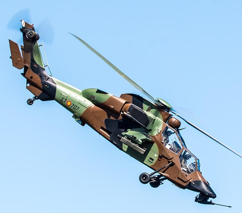 Eurocopter EC 655 Tigre. Festival Aéreo Internacional De Gijón. Gijón 2016. (27900053383) (cropped).jpg