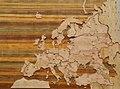 Europako hizkuntzen egurrezko mapa.jpg