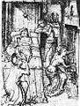 Eustache Marcadé Passion Arras 1430 Lazarus.jpg