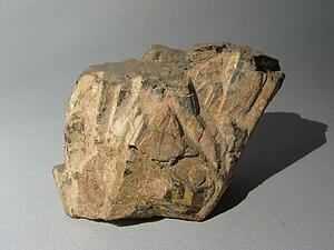 Ytterbium - Euxenite