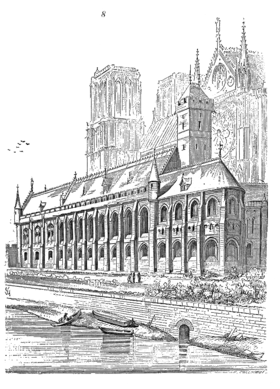 Image result for palais episcopal de paris