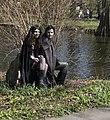 Even samen in de zon, Elfia 2013 Haarzuilens (8674578113).jpg