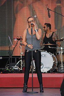 Jeanette Biedermann German singer