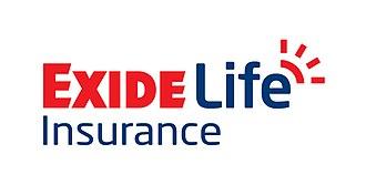 Exide Life Insurance - Image: Exide Life Logo X Space Copy