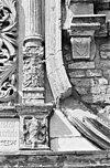 exterieur voorgevel, natuurstenen ornamenten, detail - ambt delden - 20273658 - rce