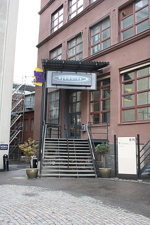 Eyeworks - Eyeworks in Gothenburg, Sweden