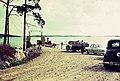 Färjfästet vid Prostvik i augusti 1957 01.jpg