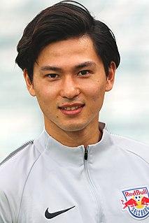 Takumi Minamino Japanese association football player