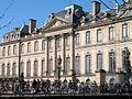 Façade sur l'Ill du Palais des Rohan de Strasbourg.jpg
