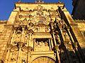 Fachada de la iglesia de Santa María la Mayor.JPG