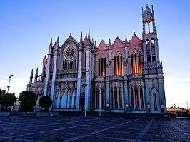 Templo Expiatorio del Sagrado Corazón de Jesús (León)