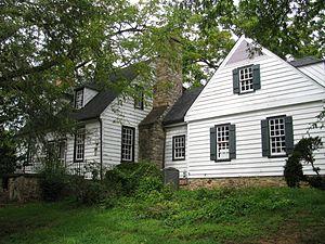 Colchester, Virginia - The former Fairfax Arms