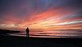 Fanabe Beach sunset and Linda (396643590).jpg